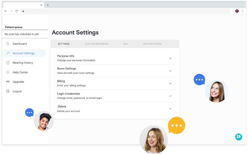 passel , easy ,secure video conference